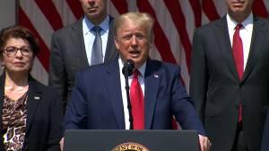 Coronavirus outbreak: Trump says U.S. economy is the 'key to the world'