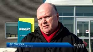 Saskatoon transit union flags safety concerns after assault on bus driver