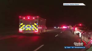 2 teens killed, 1 injured in Highway 21 crash near Fort Saskatchewan (00:32)