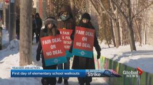 Battle over public education in Ontario escalates