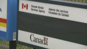 CBSA sued by former agent (02:08)