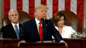 State of the Union 2020: Trump draws groans, laughs with promise to crack down on pharmaceutical industry