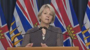 B.C. officials report 1,506 new COVID-19 cases over three days and 10 additional deaths (07:11)