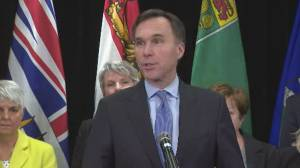 Morneau says they'll analyze proposal over possible changes to financial stabilization program