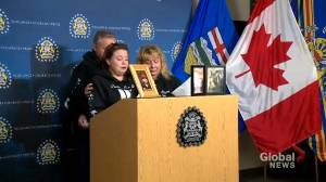 'Please, let us lay our son to rest': Family pleads for information in Shane Eric James Smith homicide