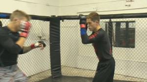 Unity MMA's fighters train for first MMA fight in Vernon in 10 years