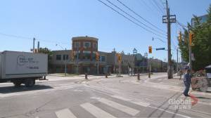 East-end Toronto intersection closure causing traffic headaches