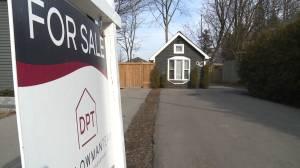 Oshawa's Quebec Street tiny house is back on the market (01:59)