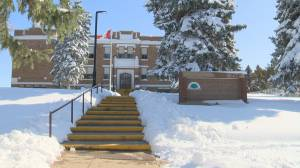 Lethbridge sees first snow day of the season