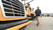 Play video: School bus drivers in Ontario concerned about new school year