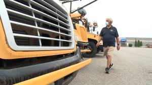 School bus drivers in Ontario concerned about new school year (02:07)