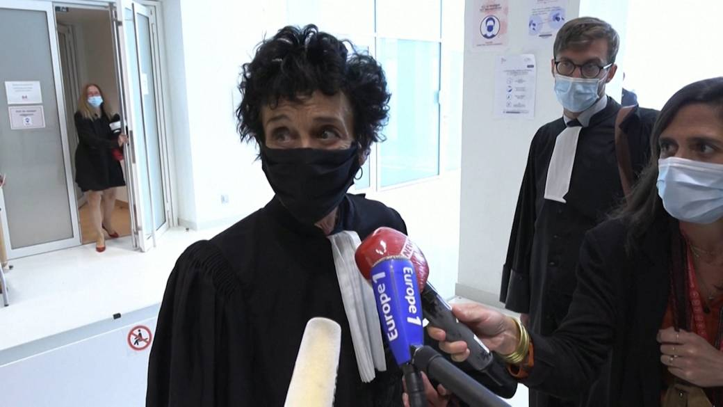 Click to watch the video 'The Charlie Hebdo attack trial begins in Paris'