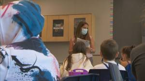 B.C. mom concerned over 9-day COVID-19 school exposure notification delay (02:26)