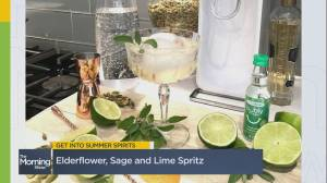 Enjoy bar-style summer cocktails at home with these easy recipes (04:45)