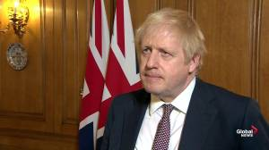 UK PM Boris Johnson says incident 'contained', cautions residents to remain 'vigilant'
