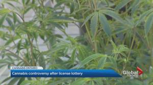 Ontario cannabis store lottery may go to court