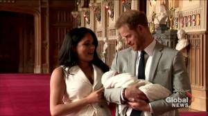 Harry and Meghan sue paparazzi over 'illegal' photos of son Archie