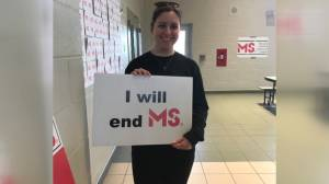Multiple sclerosis fundraiser in Bowmanville shut down by Durham Health (01:51)