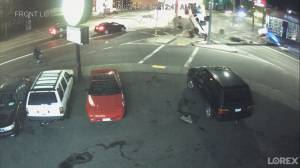 Driver causes 4-vehicle crash in Victoria