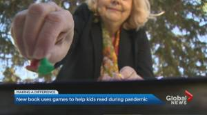 Retired teacher offers free weekly blog to help parents with virtual learning (02:54)