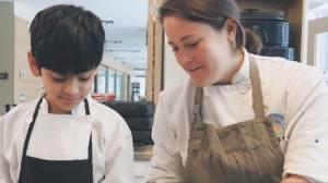 Virtual GTA culinary classes for kids a recipe for success (03:03)