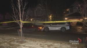 Calgary police believe Cranston shooting was targeted (01:23)
