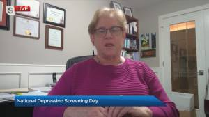 Free online test screening for signs of depression