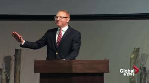 Court rules GraceLife Church pastor James Coates' rights weren't violated (01:44)
