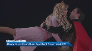 'Disney on Ice' returns to Toronto