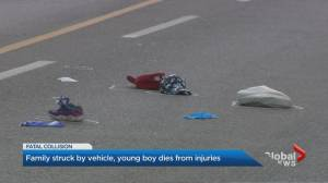 Collision in Etobicoke leaves child dead, 2 others injured