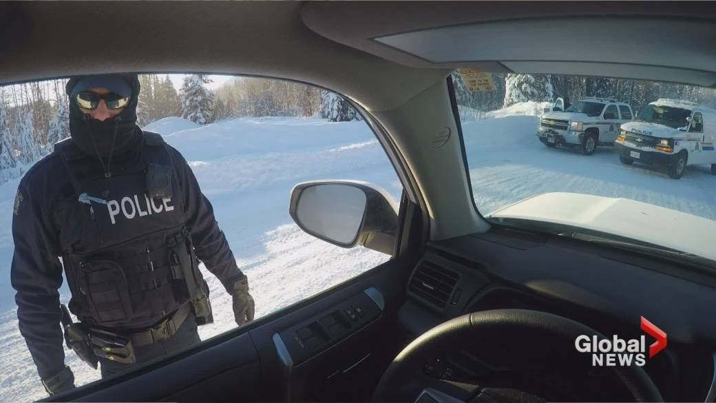 RCMP say 'miscommunication' led to 3 people turned away from northern pipeline checkpoint
