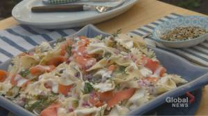 Healthy summer salad mashups (04:30)