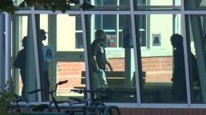 Walk-in vaccination clinic at Okanagan high school in hopes to increase access, IHA says (02:24)
