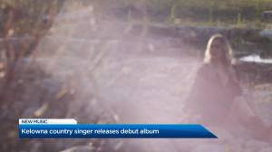 Okanagan country singer releases debut album