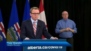 A look at new COVID-19 restrictions coming to Alberta (02:51)
