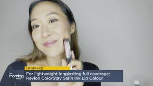 Beauty hacks for lip care and glam with Christine Cho (06:00)