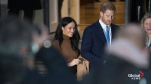 Harry and Meghan issue warning to paparazzi