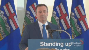 Kenney says he believes CN blockades had sway in Teck Resources decision to abandon mine project