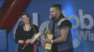 Twin Flames perform live on Global News Morning