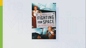 Amy Shira Teitel on her new book, 'Fighting for Space'