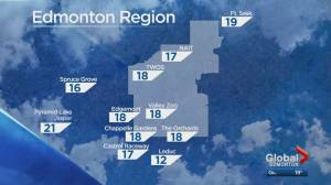 Edmonton weather forecast: July 5