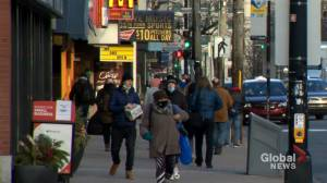 Halifax's population continues to rise (02:04)