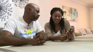 Pickering family fosters children in Durham Region