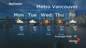 B.C. evening weather forecast: Sept 12 (02:38)