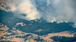 Lytton wildfire: 'I know he wouldn't leave': Woman desperately awaits to hear from father (02:57)