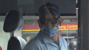 Masks will soon be mandatory on public transit