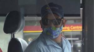 Masks will soon be mandatory on public transit