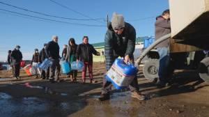 Nunavut chief public health officer on Iqaluit water contamination (02:47)
