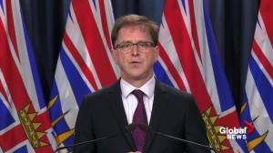 B.C. Health Minister Adrian Dix reacts to Cambie Surgery Centre ruling (05:02)