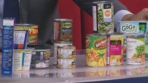 15th Annual city wide food drive for the Calgary Food Bank